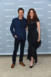 Debra Messing at NBCUniversal Upfront Presentation in New York 2018/05/14 7