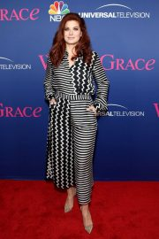 Debra Messing at Will and Grace FYC Event in Los Angeles 2018/06/09 1