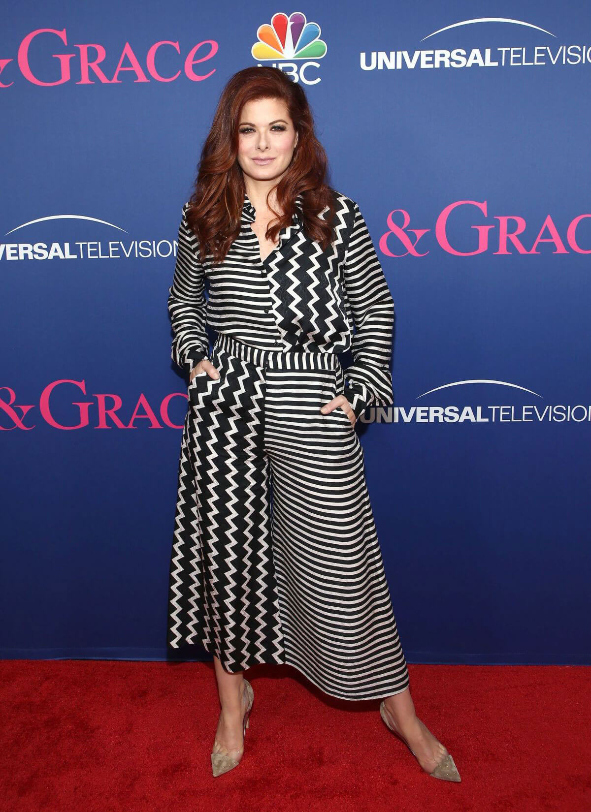 Debra Messing at Will and Grace FYC Event in Los Angeles 2018/06/09 6