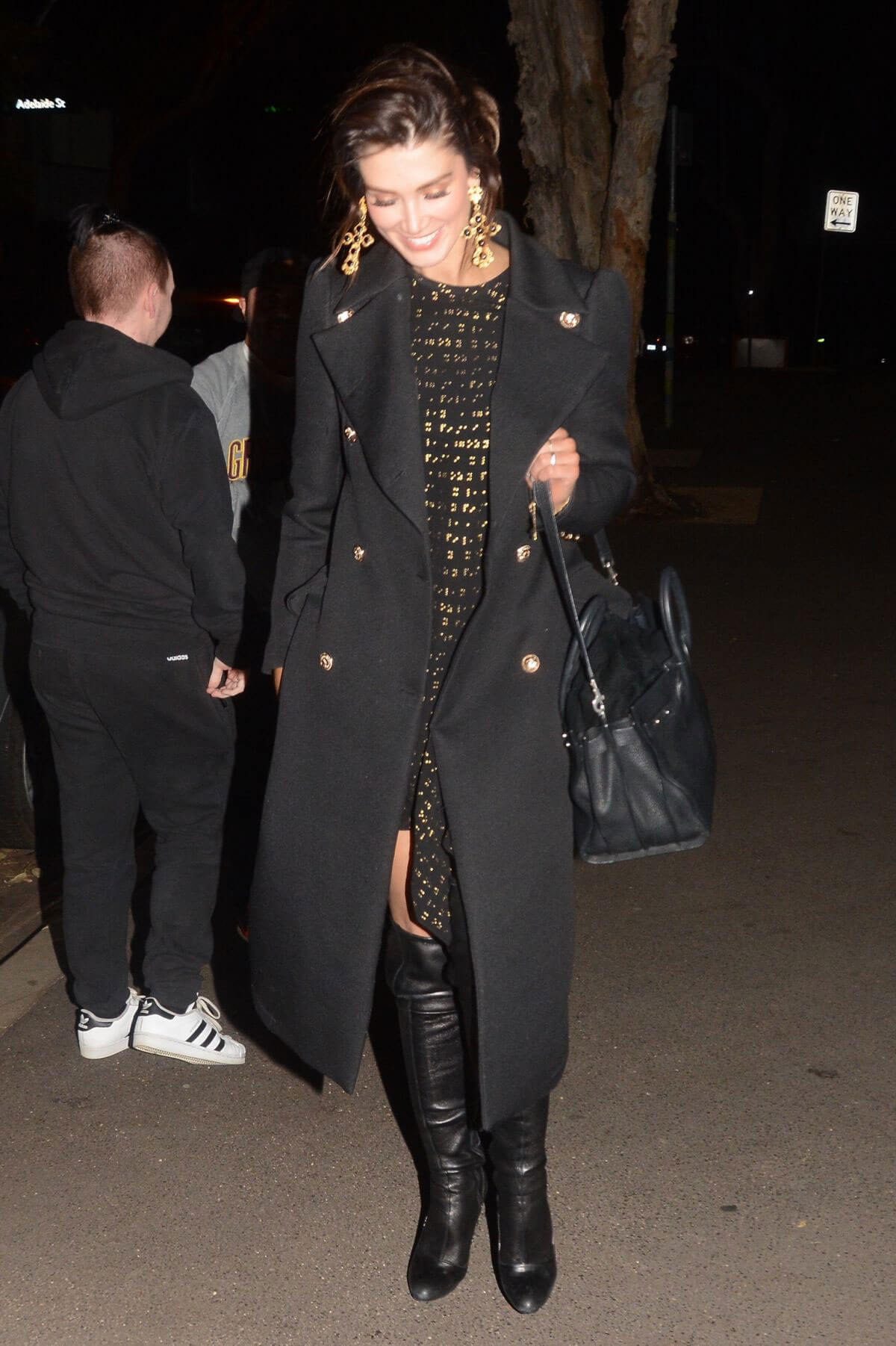 Delta Goodrem at Mark and Vinny's Spaghetti & Spritz in Surry Hills 2018/06/14 1
