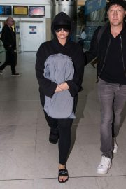 Demi Lovato at Charles De Gaulle Airport in Paris 2018/06/03 4