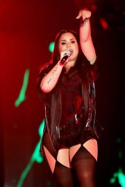 Demi Lovato Performs at Annexet in Stockholm 2018/06/02 14