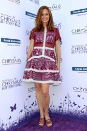 Diane Farr at 2018 Chrysalis Butterfly Ball in Los Angeles 2018/06/02 1