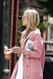Dianna Agron Out and About in New York 2018/06/15 2