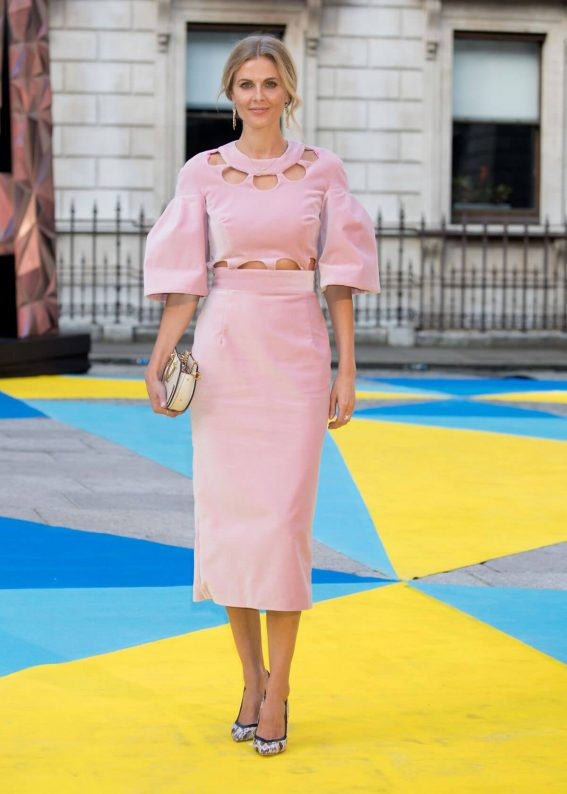 Donna Air at Royal Academy of Arts Summer Exhibition Preview Party in London 2018/06/06 4