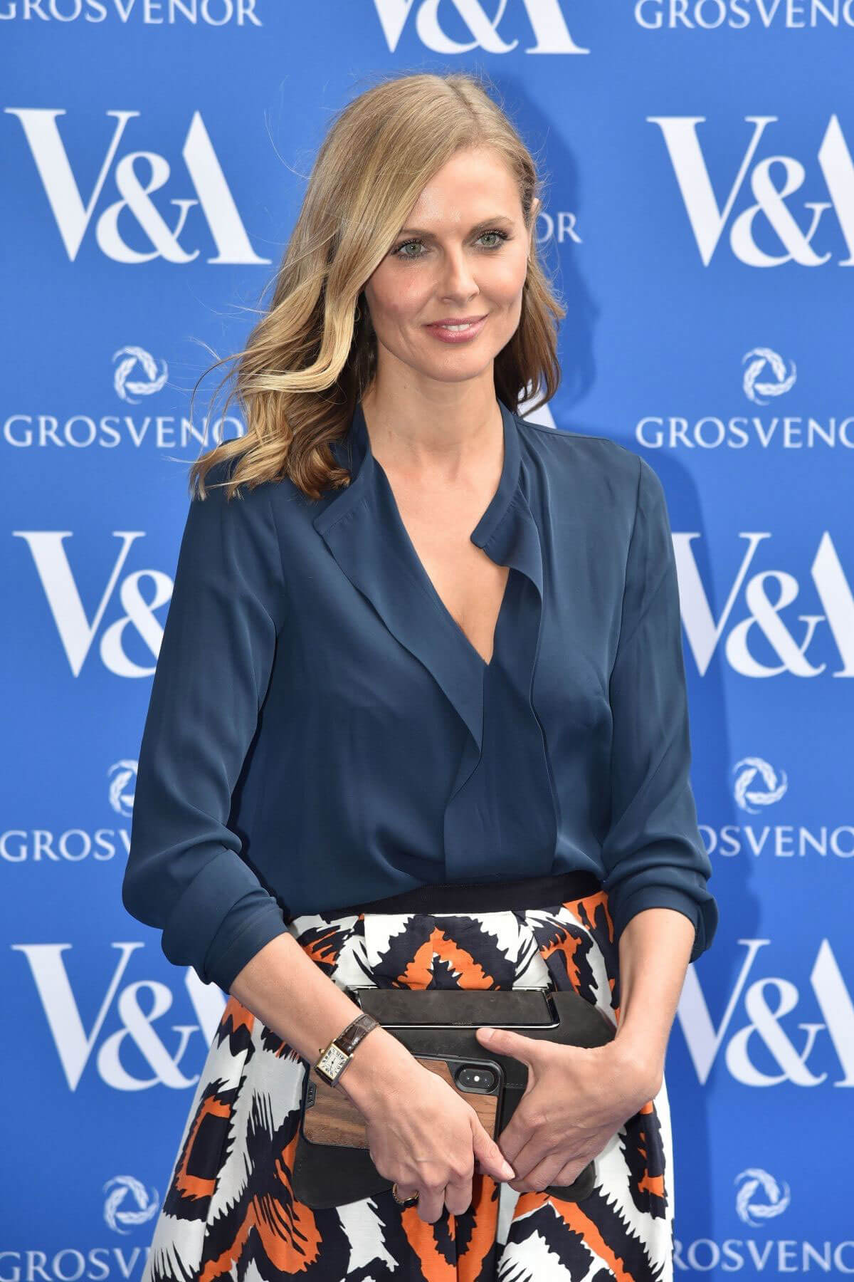 Donna Air at Victoria and Albert Museum Summer Party in London 2018/06/13 1