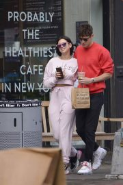 Dua Lipa and Isaac Carew Out in New York 2018/06/21 3