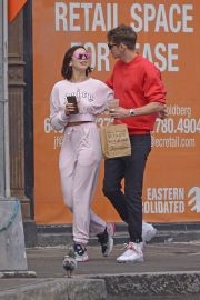Dua Lipa and Isaac Carew Out in New York 2018/06/21 4