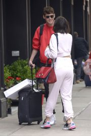 Dua Lipa and Isaac Carew Out in New York 2018/06/21 11