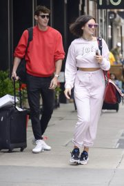 Dua Lipa and Isaac Carew Out in New York 2018/06/21 13