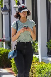 Eiza Gonzalez Out for Lunch in West Hollywood 2018/06/09 2