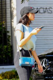 Eiza Gonzalez Out for Lunch in West Hollywood 2018/06/09 13