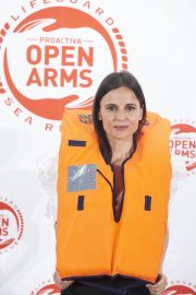 Elena Anaya at Proactiva Open Arms Charity Dinner in Madrid 2018/05/31 2