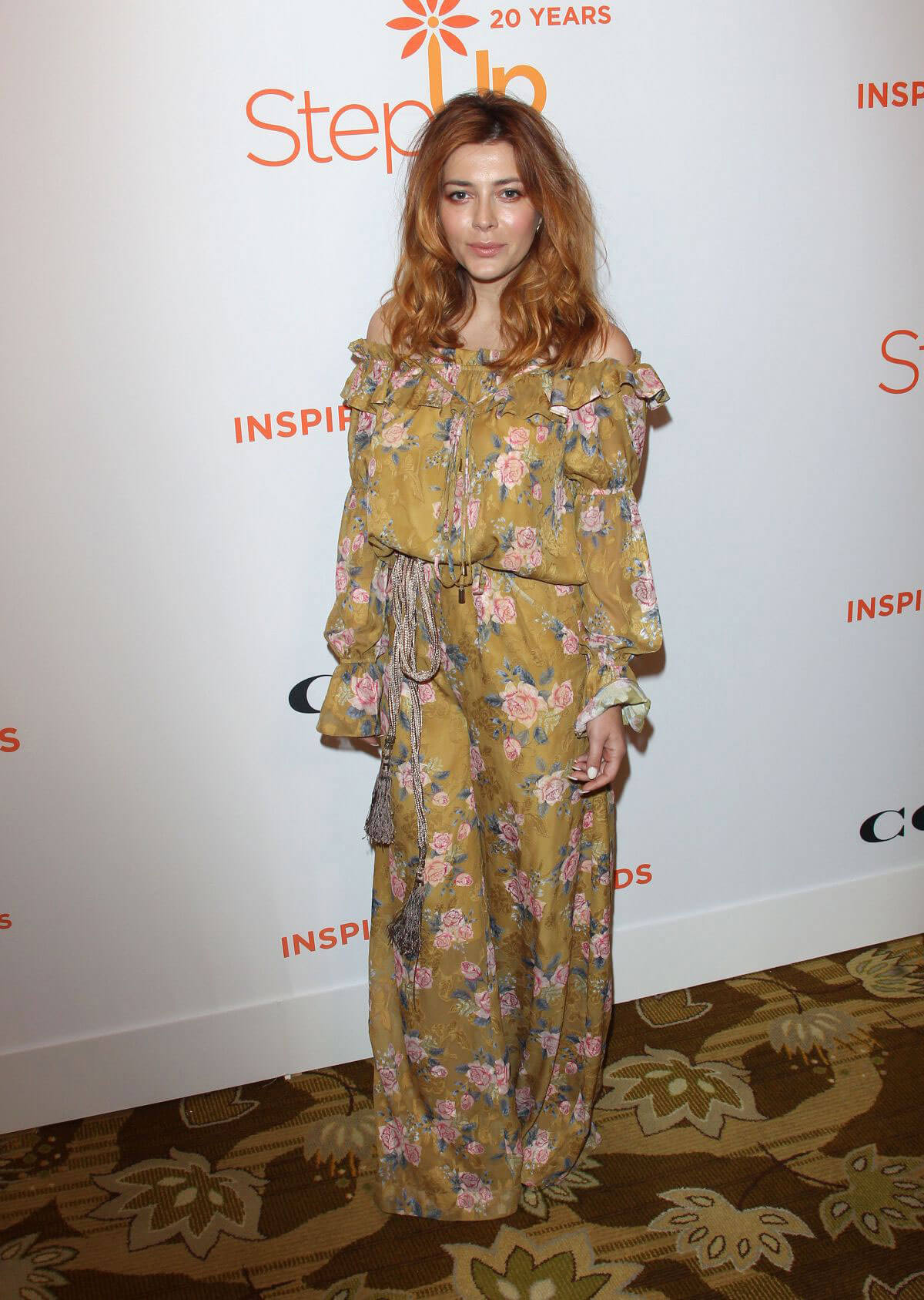 Elena Satine at Step Up Inspiration Awards 2018 in Los Angeles 2018/06/01 7