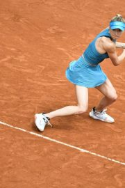 Elina Svitolina at French Open Tennis Tournament in Paris 2018/05/30 5