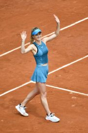 Elina Svitolina at French Open Tennis Tournament in Paris 2018/05/30 6