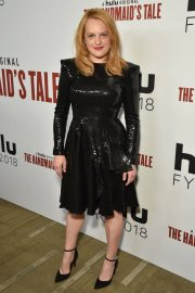 Elisabeth Moss Stills at The Handmaid's Tale FYC Event in Los Angeles 2018/06/07 3