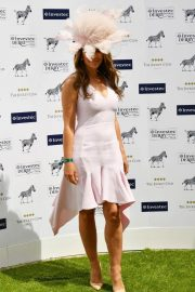Elizabeth Hurley at Investec Derby Festival Ladies Day at Epsom Racecourse 2018/06/01 8