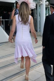 Elizabeth Hurley at Investec Derby Festival Ladies Day at Epsom Racecourse 2018/06/01 10