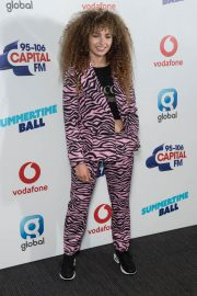 Ella Eyre at Capital Radio Summertime Ball 2018 in London 2018/06/09 4