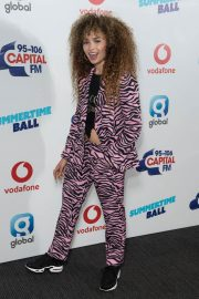 Ella Eyre at Capital Radio Summertime Ball 2018 in London 2018/06/09 5