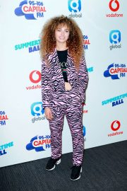 Ella Eyre at Capital Radio Summertime Ball 2018 in London 2018/06/09 7
