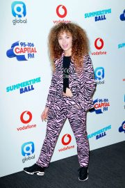 Ella Eyre at Capital Radio Summertime Ball 2018 in London 2018/06/09 8