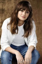 Ella Purnell Poses for Thewrap, May 2018 Issue 1