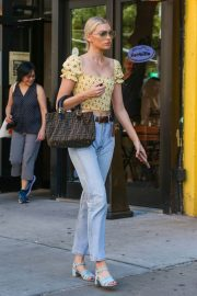 Elsa Hosk Out and About in New York 2018/06/20 3