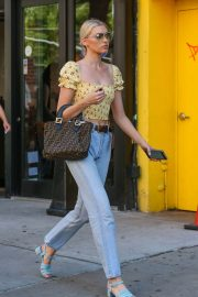 Elsa Hosk Out and About in New York 2018/06/20 4