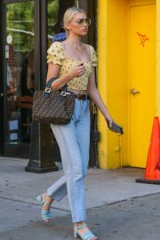 Elsa Hosk Out and About in New York 2018/06/20 5