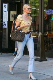 Elsa Hosk Out and About in New York 2018/06/20 7