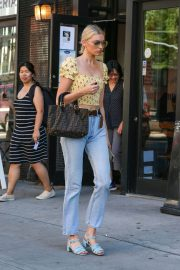 Elsa Hosk Out and About in New York 2018/06/20 8