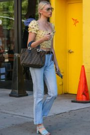 Elsa Hosk Out and About in New York 2018/06/20 9