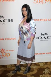Emeraude Toubia at Step Up Inspiration Awards 2018 in Los Angeles 2018/06/01 1