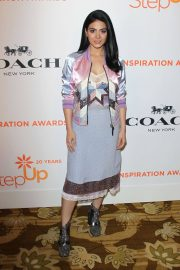 Emeraude Toubia at Step Up Inspiration Awards 2018 in Los Angeles 2018/06/01 12