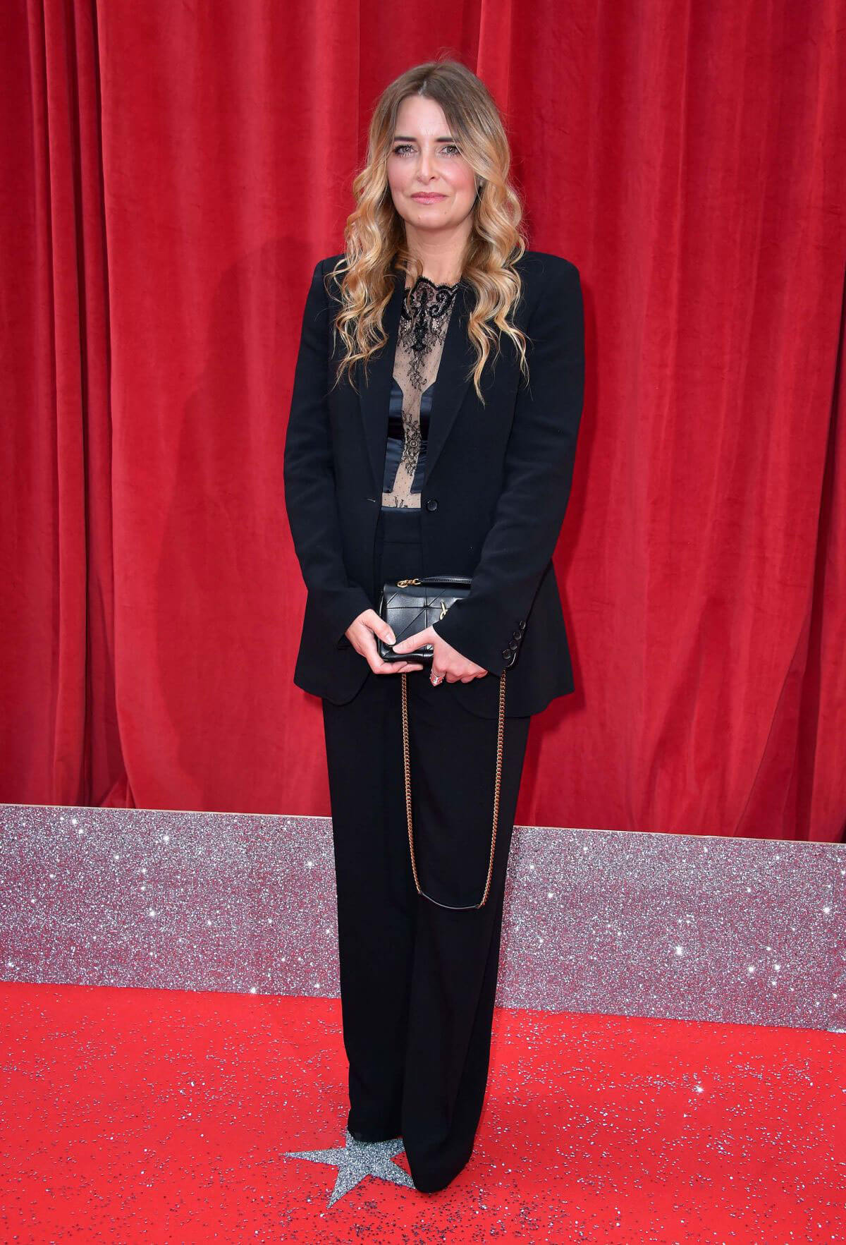 Emma Atkins at British Soap Awards 2018 in London 2018/06/02 4