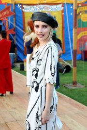 Emma Roberts at Moschino Fashion Show in Los Angeles 2018/06/08 2