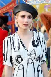 Emma Roberts at Moschino Fashion Show in Los Angeles 2018/06/08 8