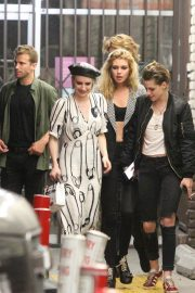Emma Roberts, Kristen Stewart and Stella Maxwell Night Out in Hollywood 2018/06/09 13