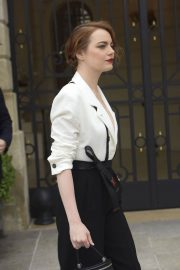 Emma Stone at LVMH Prize 2018 Edition at Fondation Louis Vuitton in Paris 2018/06/06 4