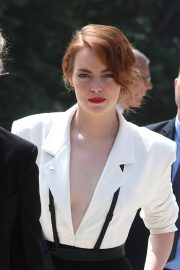 Emma Stone at LVMH Prize 2018 Edition at Fondation Louis Vuitton in Paris 2018/06/06 5