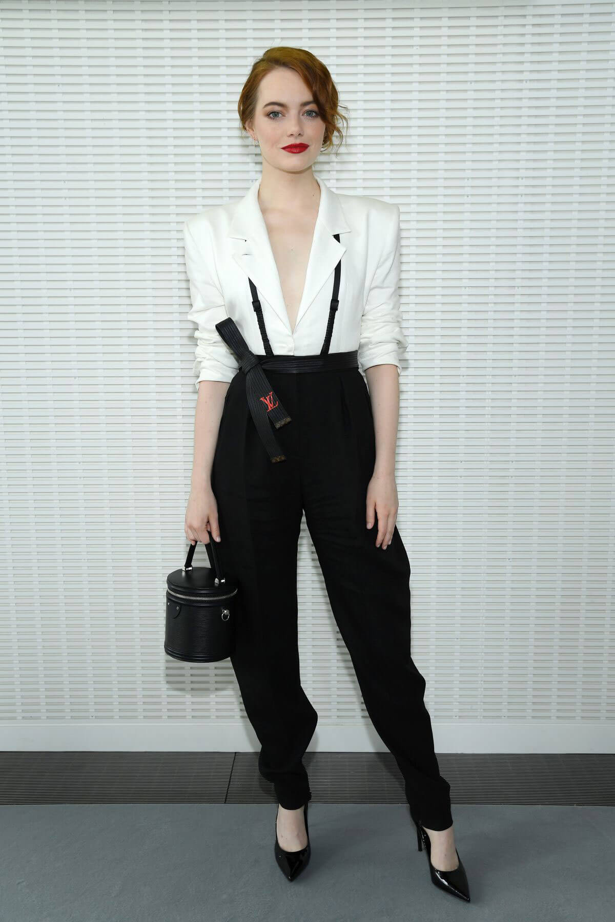 Emma Stone at LVMH Prize 2018 Edition at Fondation Louis Vuitton in Paris 2018/06/06 15