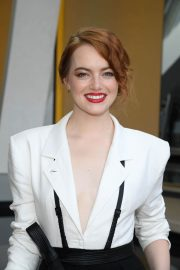 Emma Stone at LVMH Prize 2018 Edition at Fondation Louis Vuitton in Paris 2018/06/06 16
