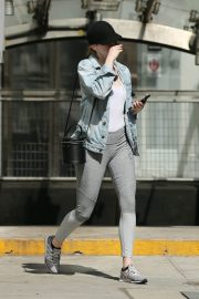 Emma Stone Out in New York 2018/06/09 3
