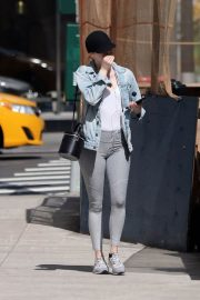 Emma Stone Out in New York 2018/06/09 4