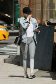 Emma Stone Out in New York 2018/06/09 5