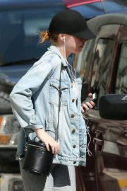 Emma Stone Out in New York 2018/06/09 6