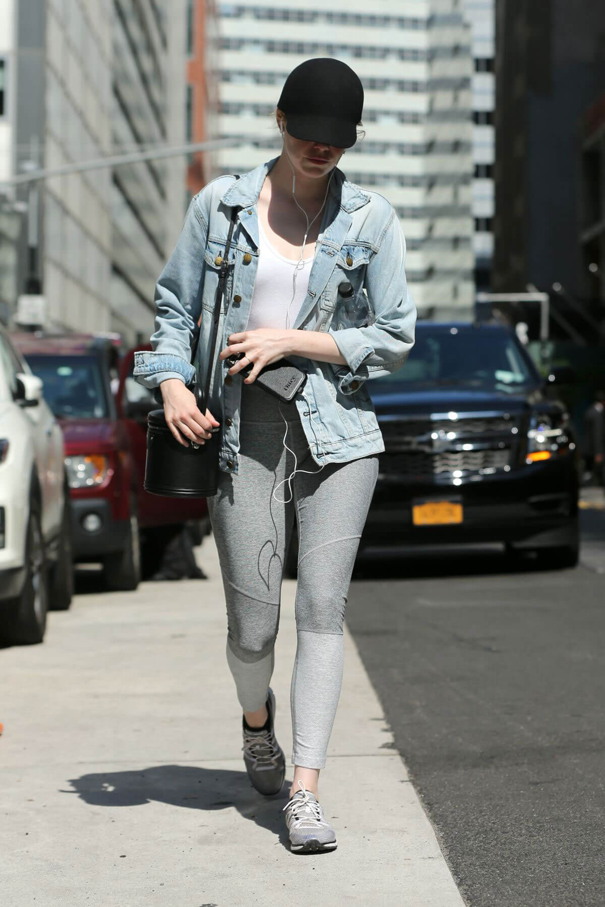 Emma Stone Out in New York 2018/06/09 9