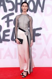 Erin O Connor at fashion for relief at 2018 cannes film festival 2018/05/13 10